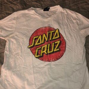 UO cropped Santa Cruz top!